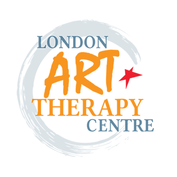 London Art Therapy Centre Sticky Logo Retina